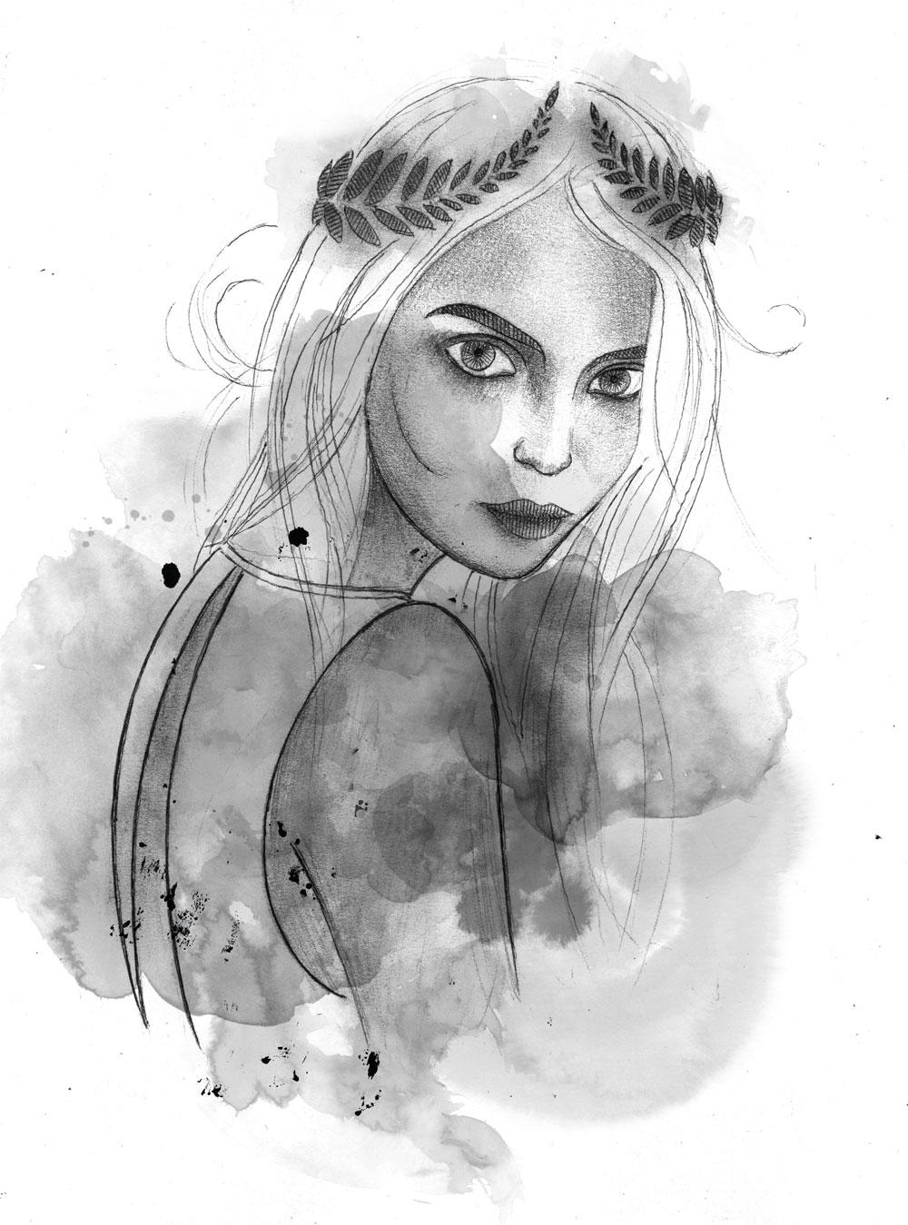 Print design - FEMME