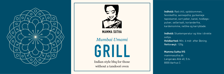 Mamma Sutha labels