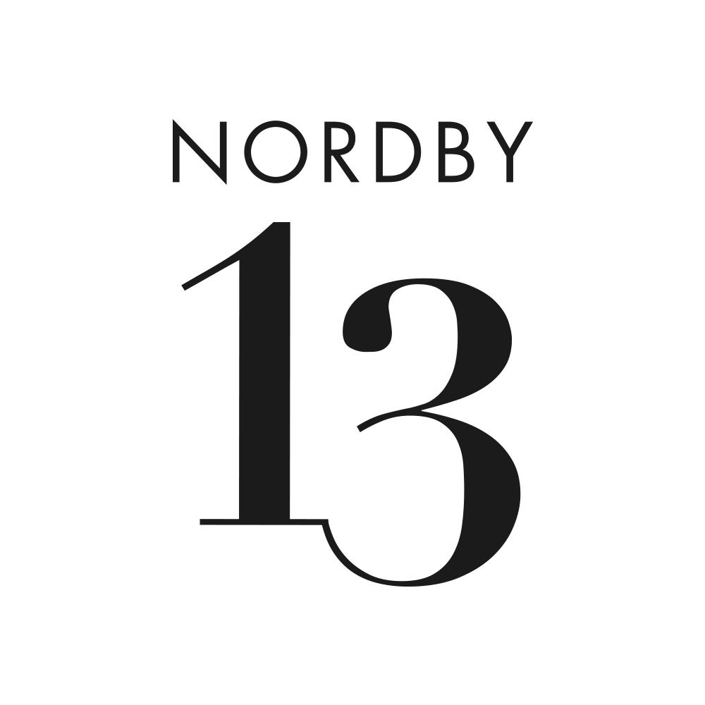 Nordby 13 logo